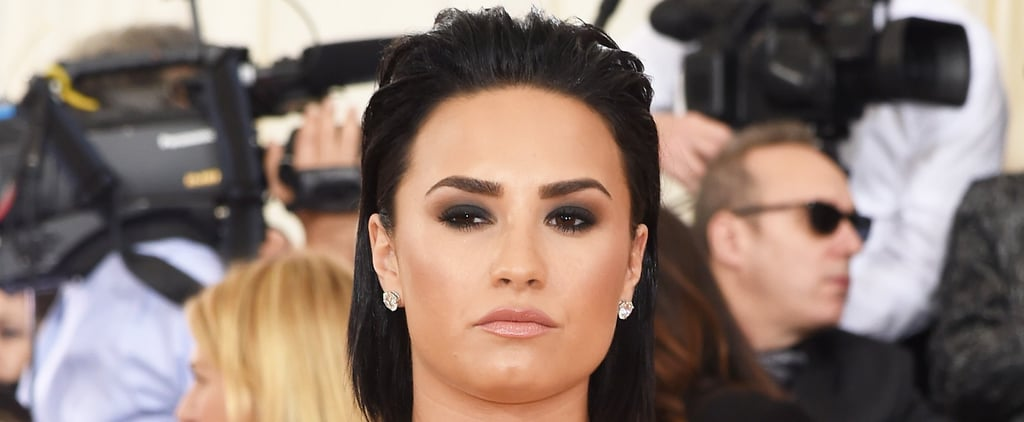 """Demi Lovato Reveals That a """"Complete B*tch"""" Nearly Ruined Her Sobriety at the 2016 Met Gala"""