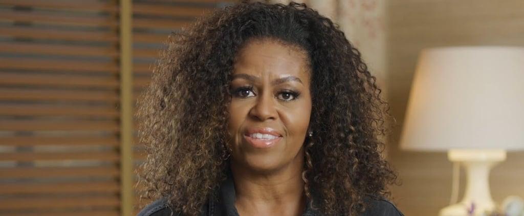 Michelle Obama Black History Month Video   When We All Vote