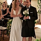 Alexis Rose Wedding Dress From Schitt's Creek Series Finale