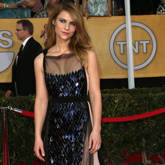 Claire Danes's Dress at SAG Awards 2014
