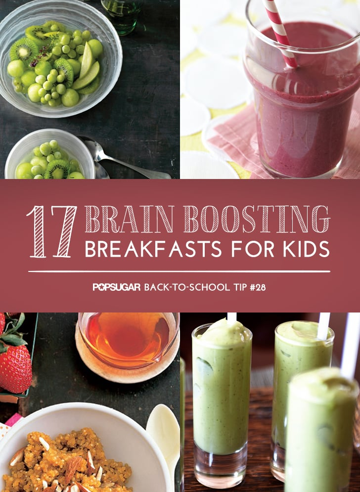 Back-to-School Breakfast Recipes For Kids