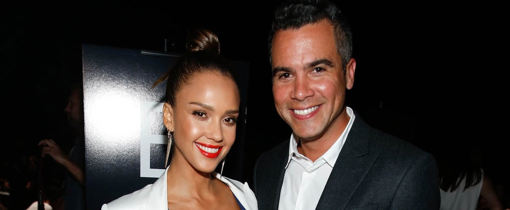 Jessica Alba and Cash Warren Have a Sweet Date Night in NYC