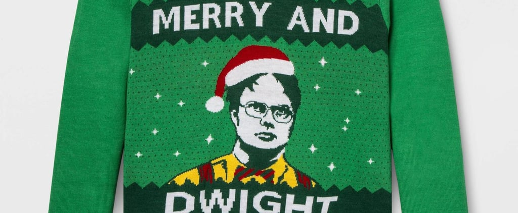 Target Is Selling The Office Ugly Christmas Sweaters