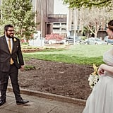 Imagine what a Harry Potter and Game of Thrones-themed wedding would look like . . . probably a lot like Charlotte and Arthur's magical day in Downtown Raleigh. See the wedding now!