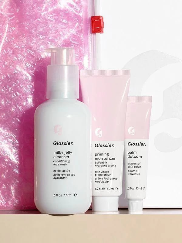 Glossier Skin Collection