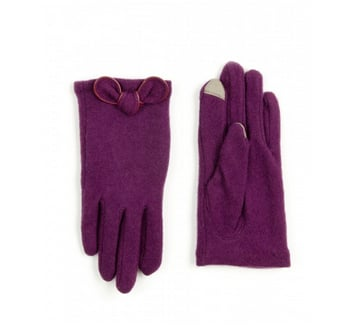 Bow Touch Gloves