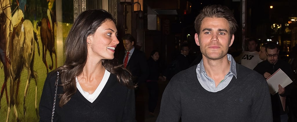 20 Times Paul Wesley and Phoebe Tonkin Were Too Cute For Instagram