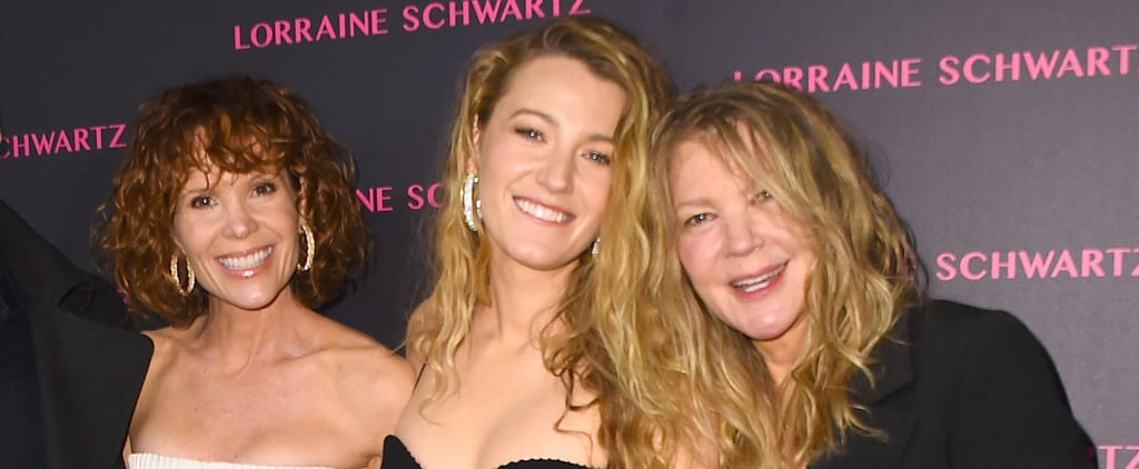 It's a Family Affair! Blake and Robyn Lively Have a Star-Studded Night Out With Their Mom