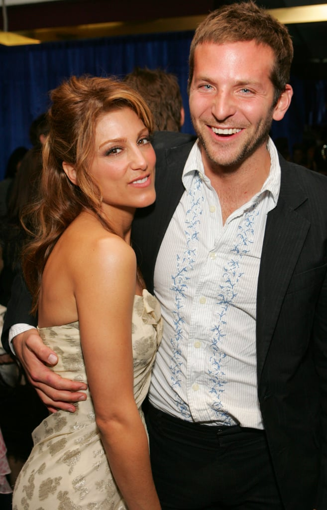 Bradley Cooper married Jennifer Esposito in 2006, and the couple divorced in 2007. Bradley then went on to date Renée Zellweger.