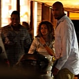 Beyonce and Jay-Z Enjoying the Holidays