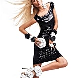 Sparkle and shine was a major theme for Blumarine's Spring '12 ads. Source: Fashion Gone Rogue