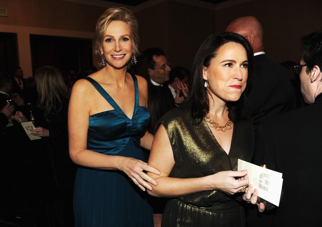 Stars Get Candid Inside the Golden Globes!