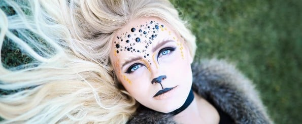 20 Glam Lion Makeup Ideas That Will Make You Feel Ferociously Fierce This Halloween