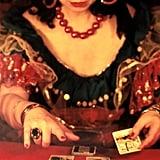 Giving a Tarot Card Reading