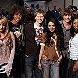 2006: High School Musical Premiered on Disney Channel