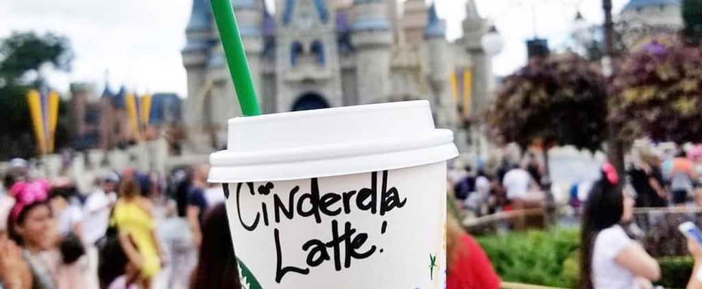 Here's How to Order a Cinderella Latte at Starbucks