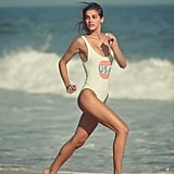 Solid & Striped Olympic Swimsuit Collection