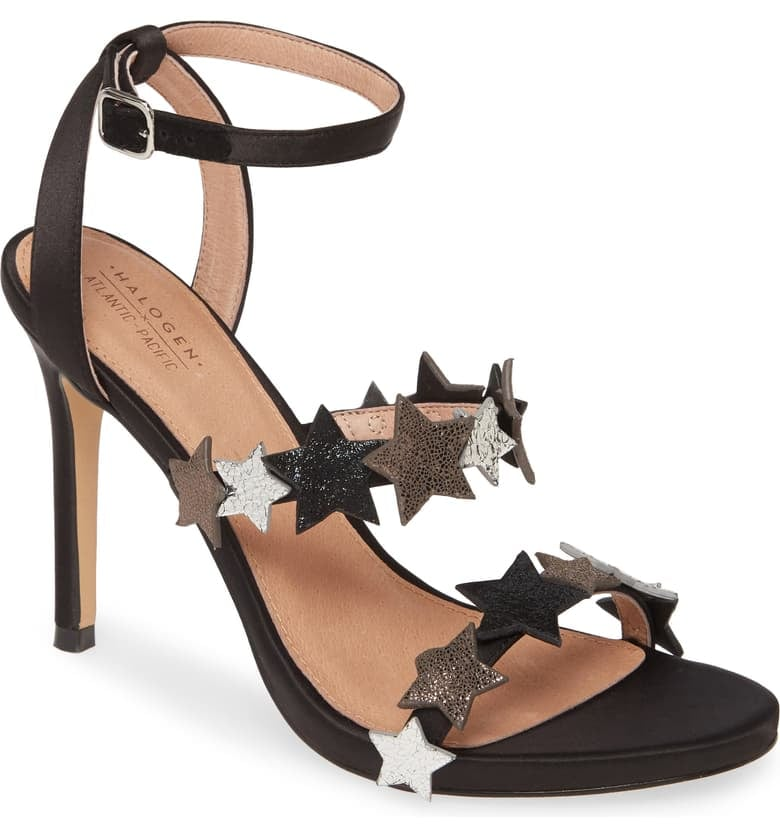 Halogen x Atlantic-Pacific Star Sandals