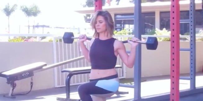 Jillian Michaels Says This Booty Circuit Is