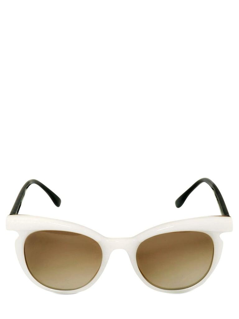 Marni Two Tone Acetate Sunglasses ($390)