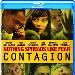 DVD Release Date For Contagion