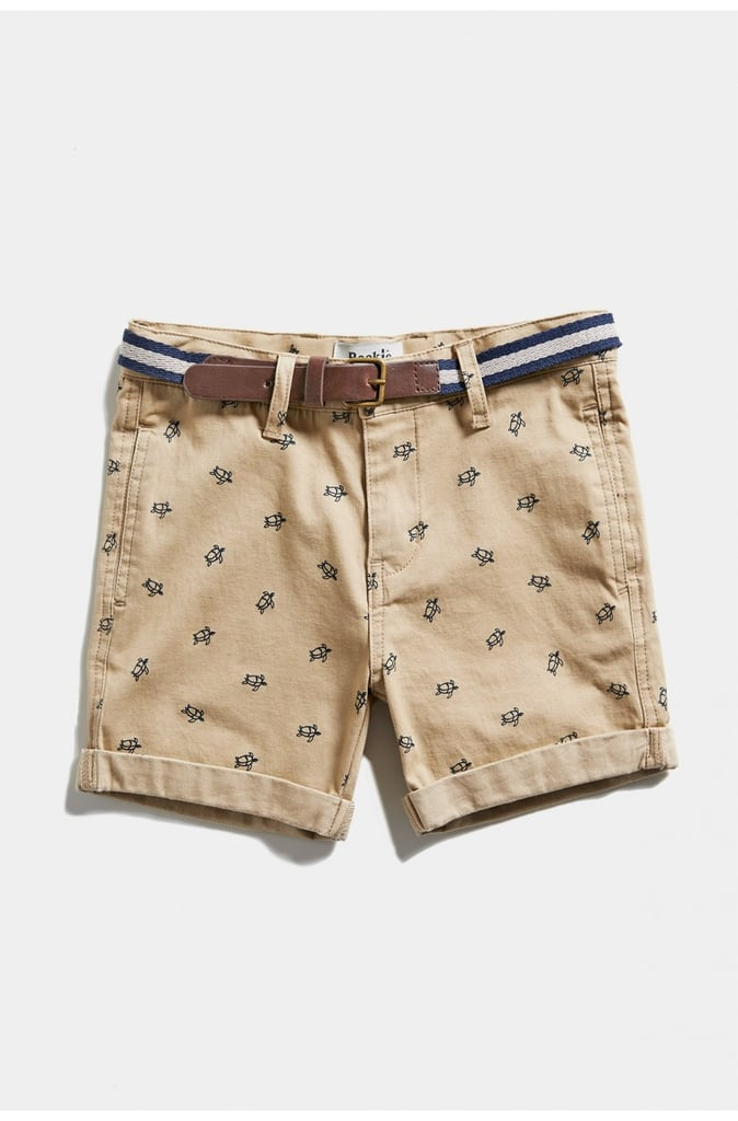 Rookie by Academy Brand Turtle Chino Shorts ($44.95)