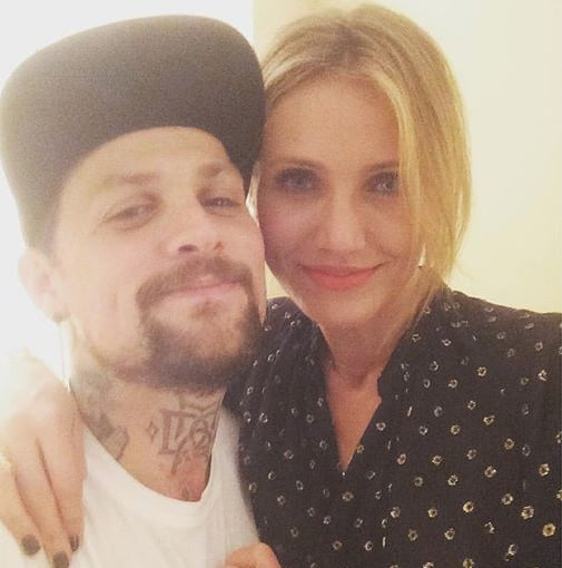 Benji Madden's Sweet Birthday Message For Cameron Diaz