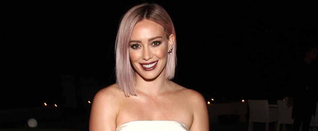 Hilary Duff Steps Out Looking Like an Absolute Dream After Finalizing Divorce