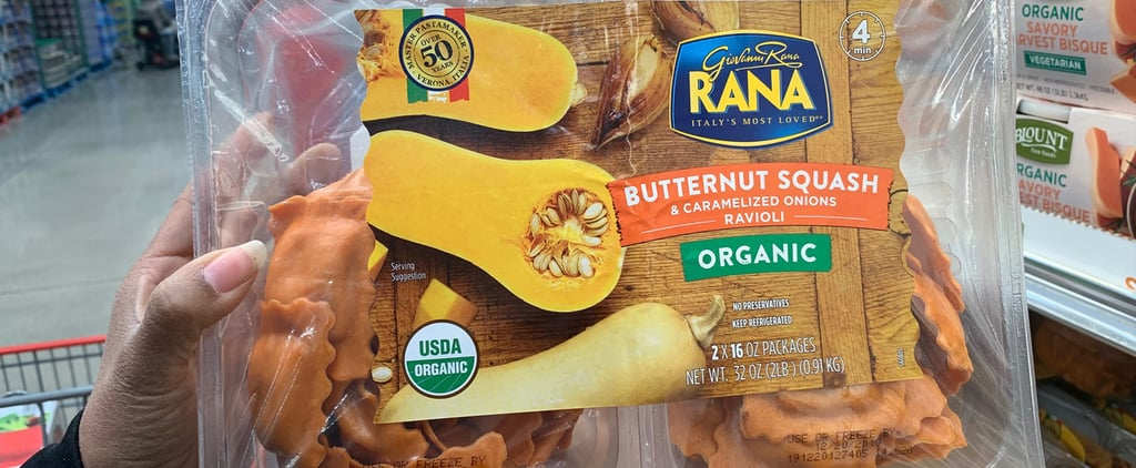 Costco Has Giovanni Rana Butternut Squash Ravioli