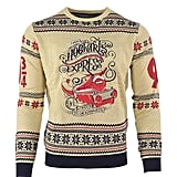 Harry Potter Hogwarts Express Ugly Christmas Sweater