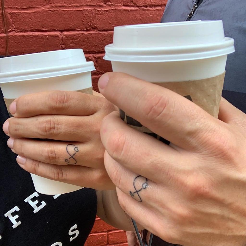 Wedding Ring Tattoo Ideas Popsugar Beauty