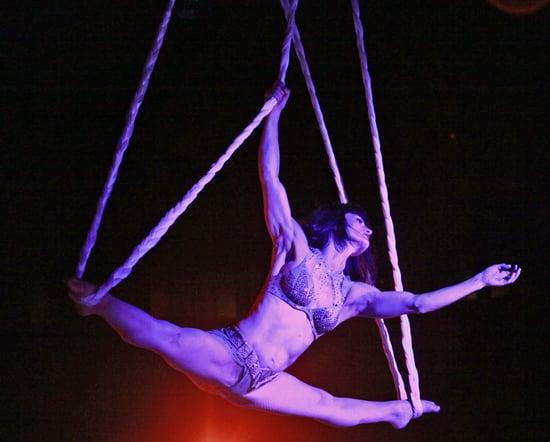 Dreya Weber Exclusive Interview: Aerialist, Teatro ZinZanni, P90X