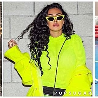 Huda Kattan Best Fashion Looks Makeup