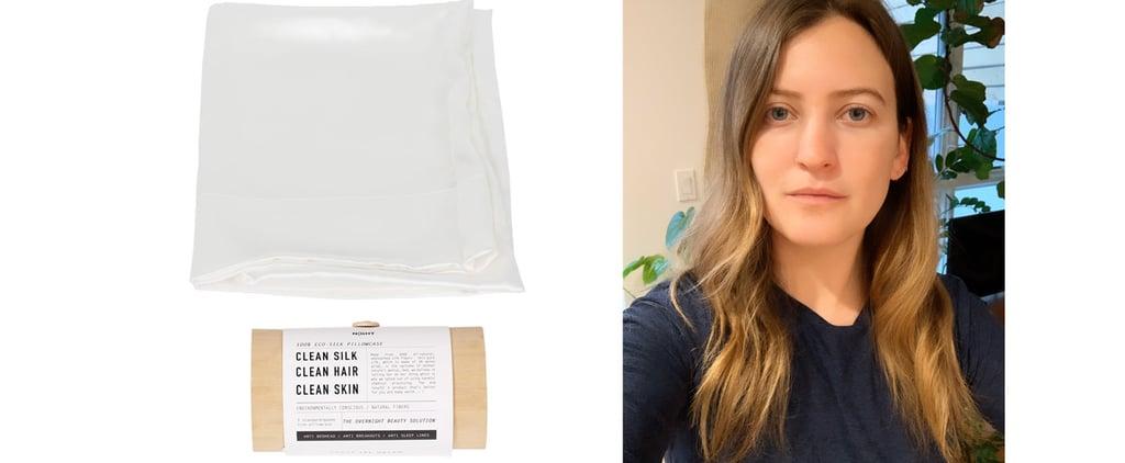 Silk Pillowcase For Hair Editor Experiment
