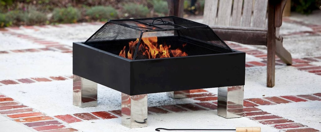 7 Firepits That Will Take Your Backyard Party to the Next Level