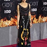 Lisa Bonet's Arms at Game of Thrones Premiere 2019