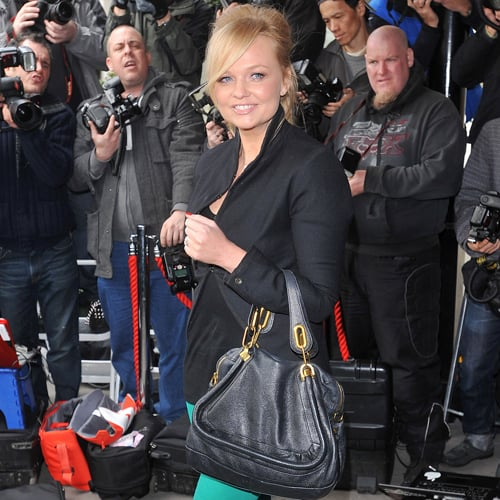 Get Emma Bunton's Casual TRIC Awards Style