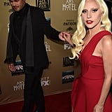 Lady Gaga and Taylor Kinney's Love Sizzles at the American Horror Story Premiere