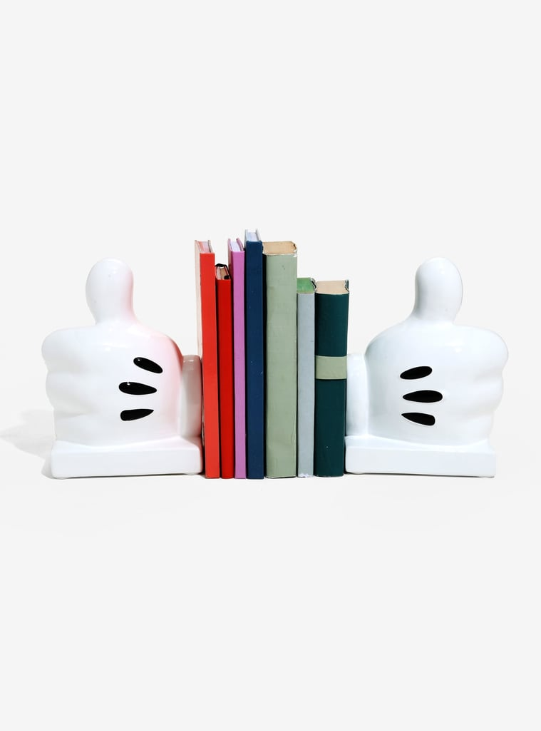 Disney Mickey Mouse Gloves Bookends