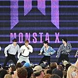 Monsta X at the Teen Choice Awards 2019