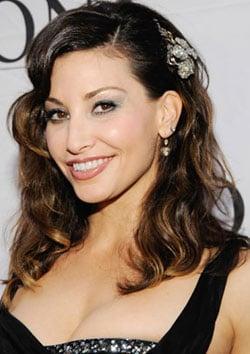 Gina Gershon's  Makeup Look