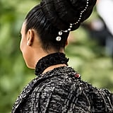 Tessa Thompson's Hair at the 2018 Met Gala