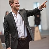 Prince Harry Visiting Denmark Pictures October 2017