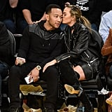 As Usual, Chrissy Teigen and John Legend Are Major #CoupleGoals in Matching Ensembles