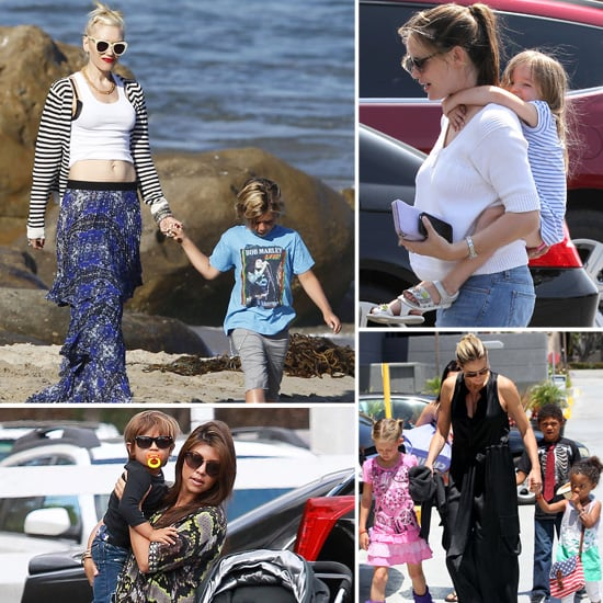 Celebrity Family Pictures Week of May 28, 2012