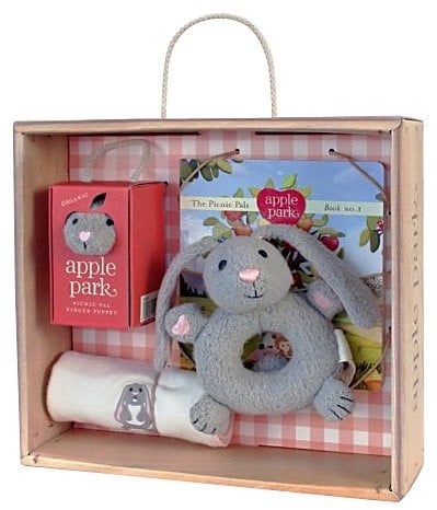 Bunny Picnic Pal Gift Crate