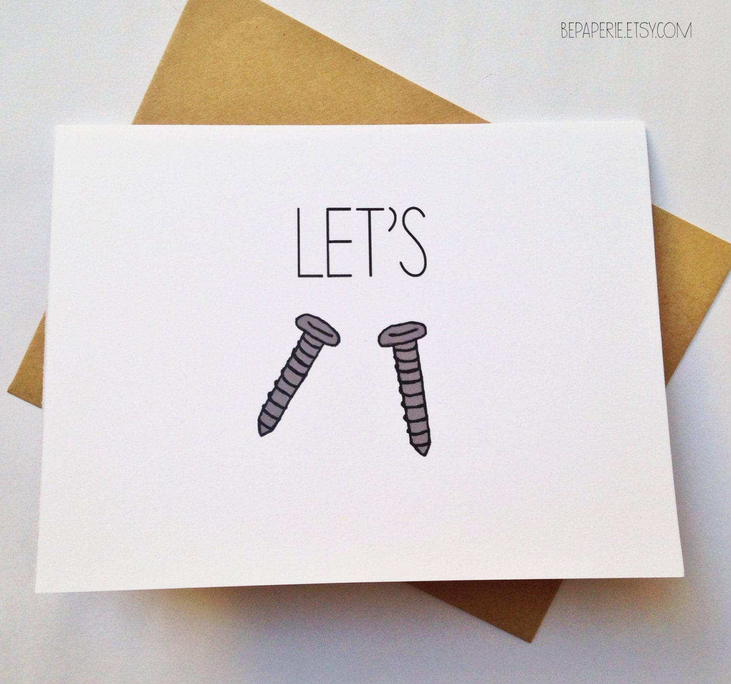 Let's Screw ($4)