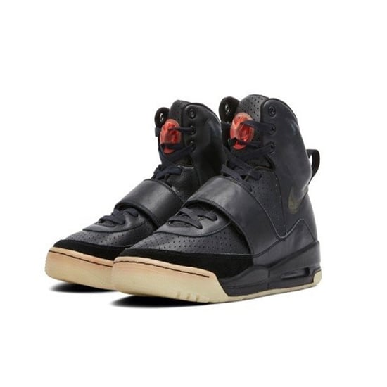 Sotheby's Auctioned Off Kanye West's Nike Air Yeezy Sneakers