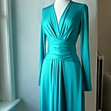 The Turquoise Version of Kate's Issa Dress