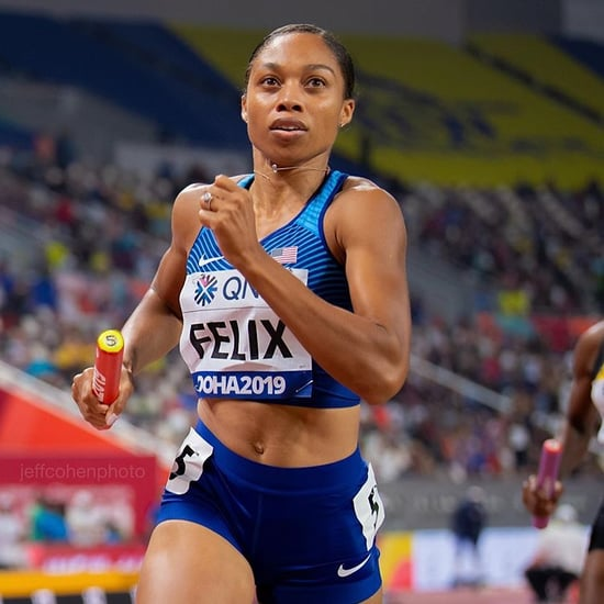 Allyson Felix Wins Her 12th World Championship Title